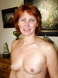 Sensational mature mommies are posing naked for cash
