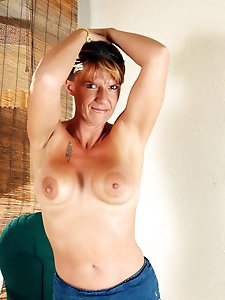 Mature housewives trying to seduce